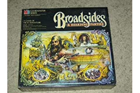 Amazon.com: Broadsides and Boarding Parties: Toys & Games