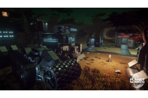 Kickstarted survival sandbox Planet Nomads hits early ...