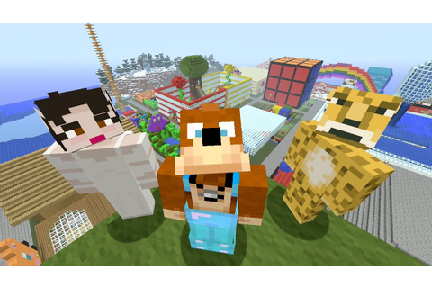 Minecraft Xbox - Fun And Games [210] - YouTube
