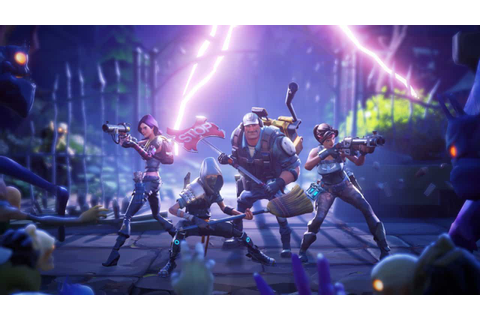 Fortnite : Epic Games retarde le passage en free-to-play ...