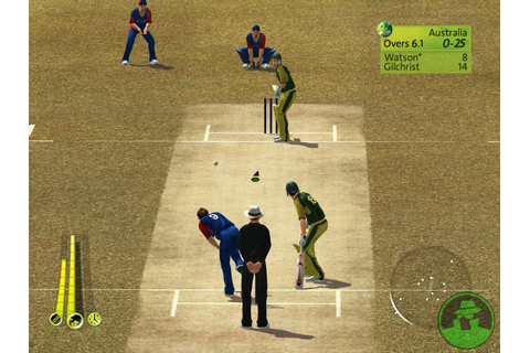 Brian Lara Cricket 2007 Game ~ Full Free Software Download