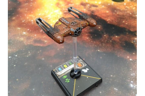 WARHAMMER FREAK FACTORY - Naves repintadas - X-WING ...