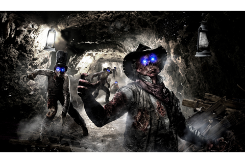 Call of Duty: Black Ops, Zombies, Video games Wallpapers ...