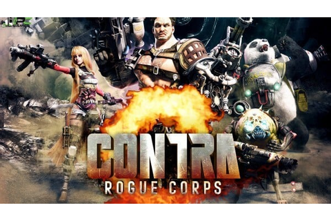 Contra Rogue Corps PC Game Free Download