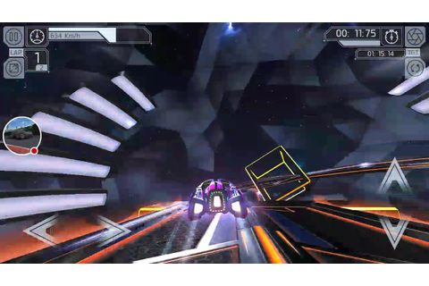 my favorite racing game on Mobile. (COSMIC CHALLENGE ...