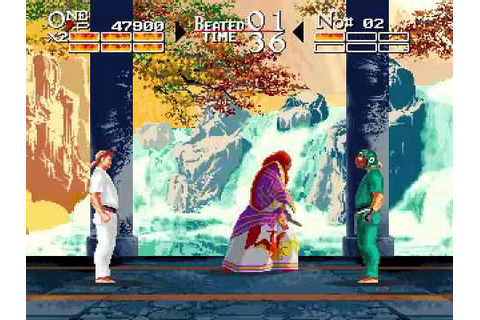 Game of the day 1431 The Karate Tournament (チャタンヤラクーシャンク ...