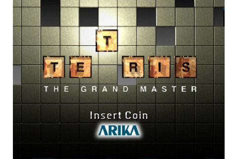 Tetris: The Grand Master (Video Game) - TV Tropes