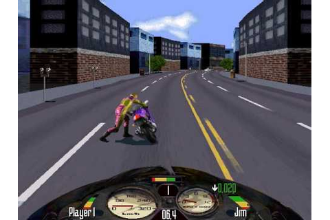 Road Rash - gameplay - YouTube