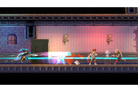 Samurai platformer Katana Zero launching this March | Rock ...