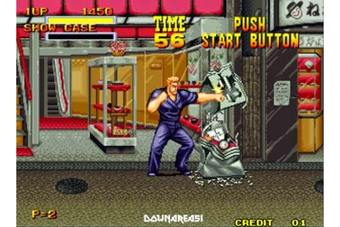 Burning Fight (Neogeo) - Download Game PS1 PSP Roms Isos ...