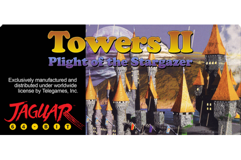 Towers II - Plight of the Stargazer Walkthrough - RVG