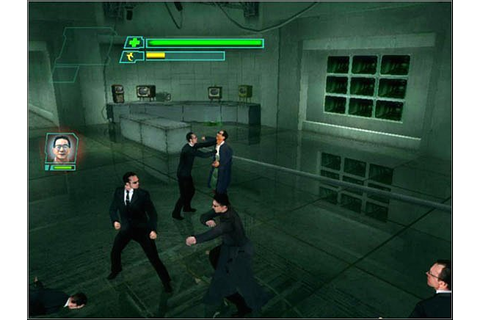 Tuned Out | Walkthrough - The Matrix: Path of Neo Game ...
