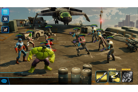 MARVEL Strike Force - Android Apps on Google Play