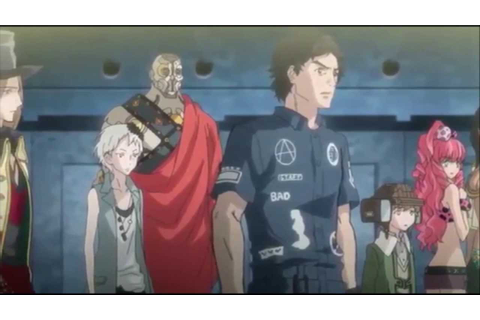 Virtue's Last Reward - OVA (ENG/PL Subs) - YouTube