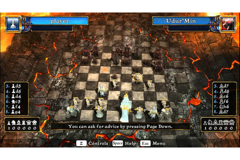 battle vs chess 3d game - YouTube