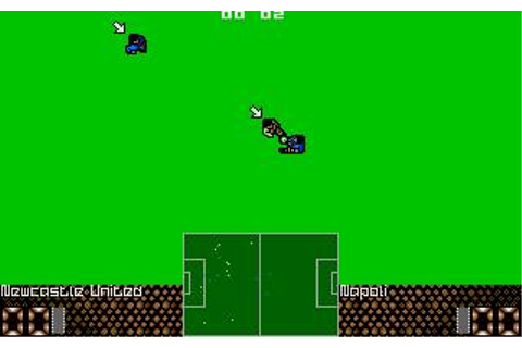 Gazza 2 Download (1991 Sports Game)