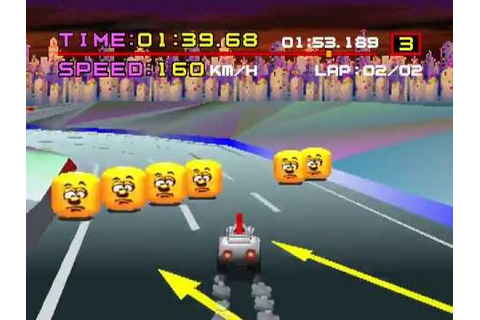 PSX Longplay [172] Motor Toon GP - YouTube