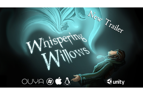 Whispering Willows - Horror Puzzle Game for OUYA, PC ...