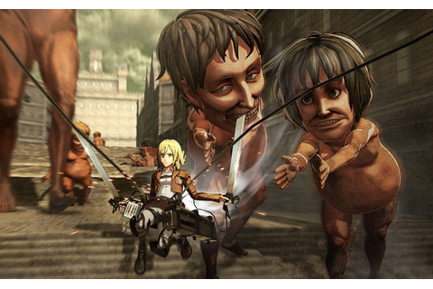 Attack on Titan Game Review