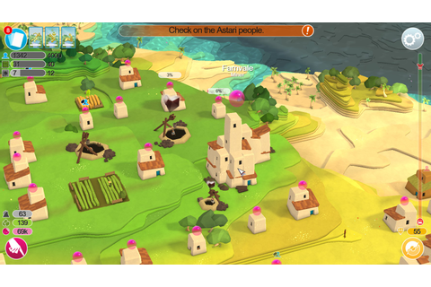 Godus – From the creator of Fable, Black & White, Populous ...