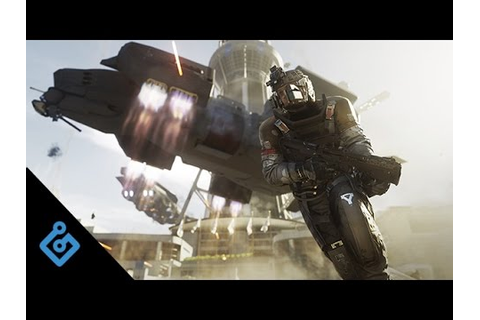 Call of Duty Infinite Warfare Game Informer Coverage ...