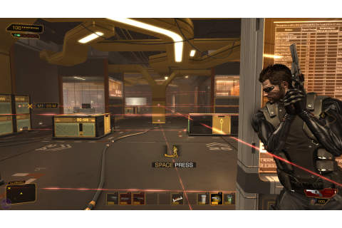 Game Review – Deus Ex: Human Revolution | Digital Media ...