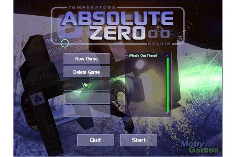 Download Absolute Zero - My Abandonware