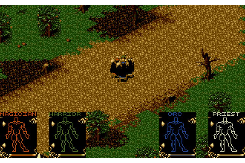 Download Shadowlands rpg for DOS (1992) - Abandonware DOS
