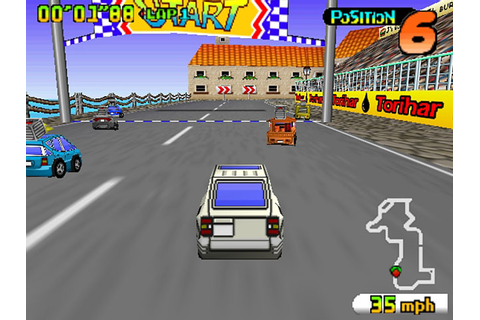 Penny Racers (USA) ROM