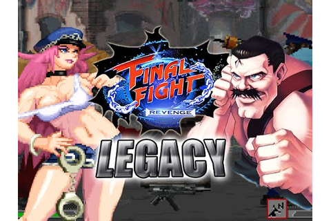 FINAL FIGHT: REVENGE - Street Fighter Legacy 2016 (Part 18 ...