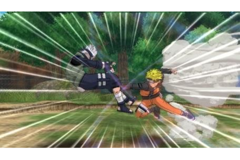 Naruto Shippuden Clash Of Ninja Revolution 3 (Wii)