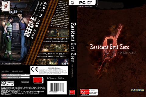 Resident Evil Zero Pc Game Download - garrisontablets