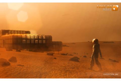 Bohemia Interactive will launch a manned mission to Mars ...