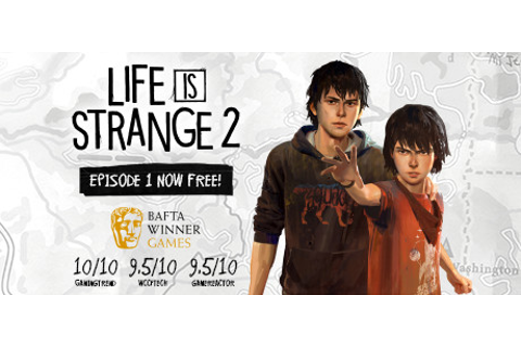 Life is Strange 2 on Steam