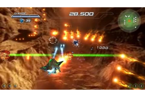 Xyanide : Resurrection | Download Free PSP Demos