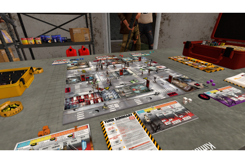 Tabletop Simulator - Zombicide on Steam