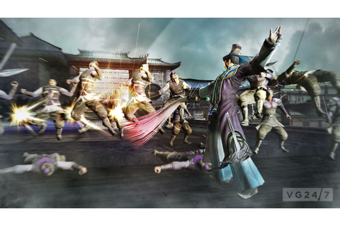 Dynasty Warriors 8 screens show off Jin stars - VG247