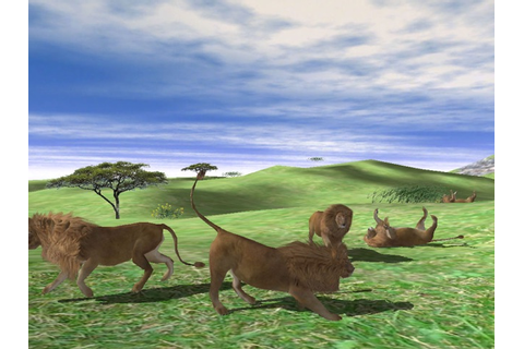 Wildlife Animal Zoo Simulator Game-3D Virtual Pets on the ...