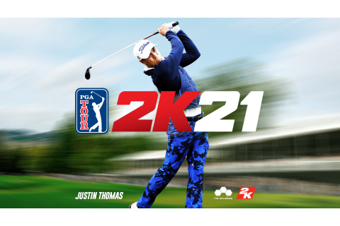 Justin Thomas revealed as cover athlete for PGA Tour 2K21 ...