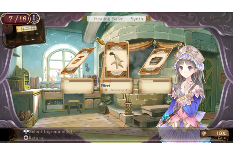 Atelier Totori ~The Adventurer of Arland~ DX - Download ...
