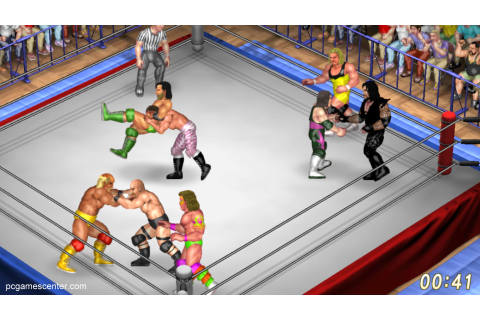 Fire Pro Wrestling World Pc Game Free DownloadPC Games Center