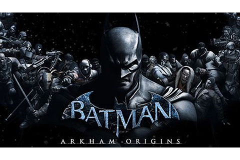Batman Arkham Origins Gameplay ~ CrazyHero
