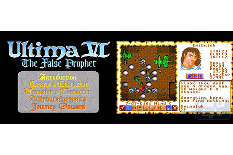 Ultima VI: The False Prophet : Hall Of Light – The ...