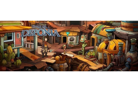 Chaos on Deponia Guide | gamepressure.com