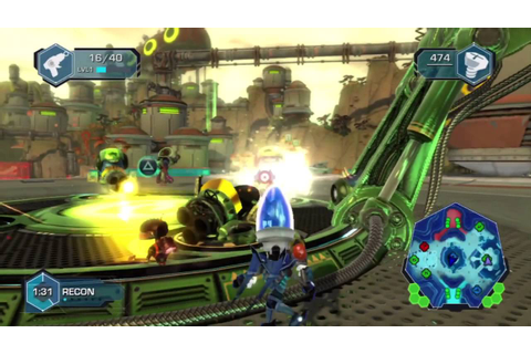 Ratchet & Clank: Full Frontal Assault / Q-Force ...