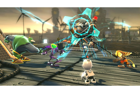 Ratchet & Clank All 4 One Review (PS3)