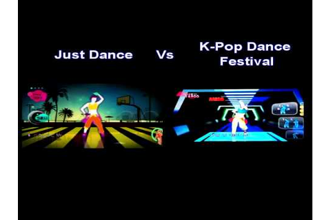 Just Dance Vs K-Pop Dance Festival - Mister - YouTube