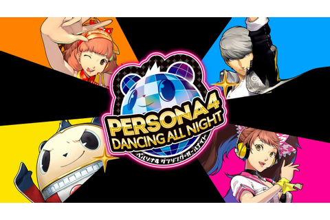 Atlus reveals Persona 4 Dancing All Night's main theme