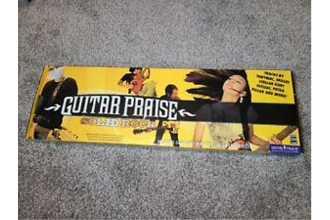 Guitar Praise Solid Rock By Digital Praise Interactive PC ...