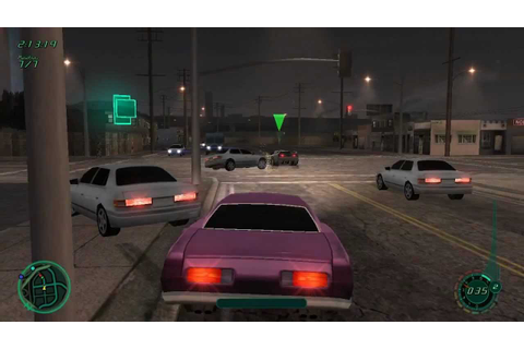 Midnight Club 2: PC gameplay - YouTube